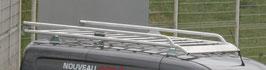 MTS-Dachträger aus Aluminium