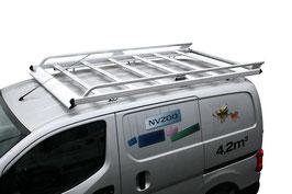 MTS-Dachträger aus Aluminium für Nissan NV200