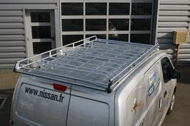 MTS-Dachträger aus feuerverzinktem Stahl