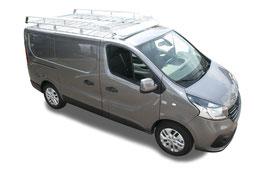 MTS-Dachträger aus feuerverzinktem Stahl für Opel Vivaro
