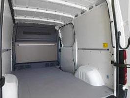 Seitenwand für Dacia
