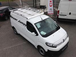 MTS-Dachträger aus Aluminium für Citroen Jumpy