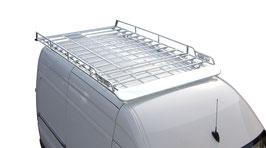 MTS-Dachträger aus feuerverzinktem Stahl für VW Crafter 2006-2017