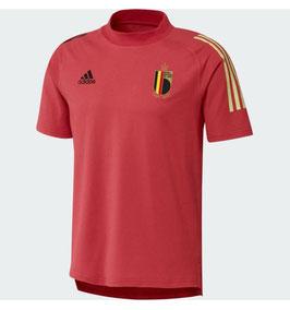 BELGIE Trainingsshirt ADIDAS - Maat L