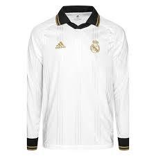 REAL MADRID Icon shirt ADIDAS - Maat S -