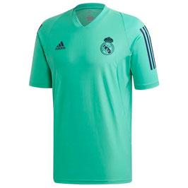 REAL MADRID trainingsshirt 2019/20 ADIDAS - Maat S -