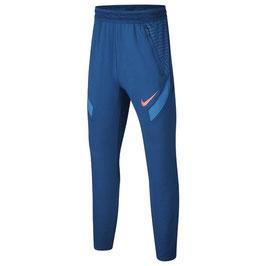 NIKE Dry Fit trainingsbroek blauw