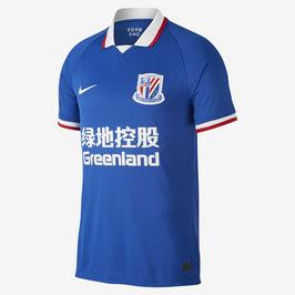 SHANGHAI GREENLAND FC thuisshirt NIKE 2020-21