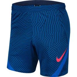 Nike Strike short slim fit - blauw -