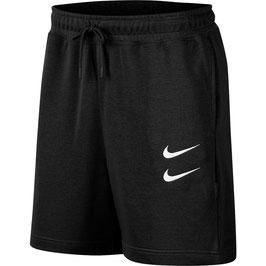 Nike SWOOSH sportswear short, zwart