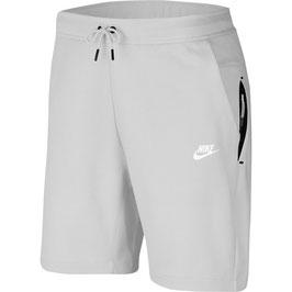 Nike Tech Fleece sportshort - grijs -