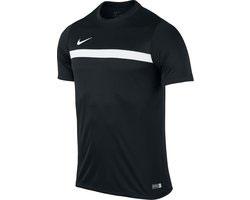 Nike shirt, zwart - Maat 140 -