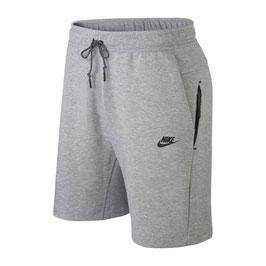 Nike Tech Fleece sportshort - donkergrijs -