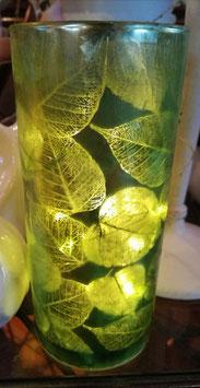 Deko-Licht mit LED grün