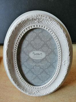 ovaler Bilderrahmen zum Stellen 10 x 15 cm
