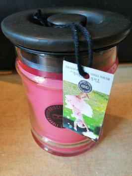 """Bridgewater Duftkerze im Glas """"Tickled Pink"""" , Größe S"""