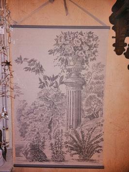 Wandbild 60 x 90 cm aus Leinen