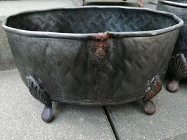 Metallpflanzgefäß kleine Variante