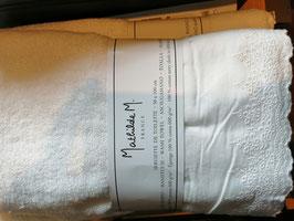 Handtuch von Mathilde M in creme