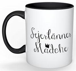 Tasse Sejerlänner Mädche