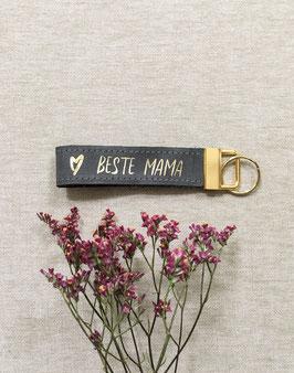 "Schlüsselanhänger ""Beste Mama"""