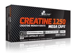 Creatine 1250 Mega Caps 1250 Olimp 120 Kapseln