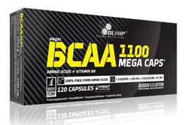 BCAA 1100 Mega Caps Olimp 120 Kapseln