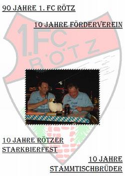Jubiläumsbuch: Das Rötzer Bockbierfest