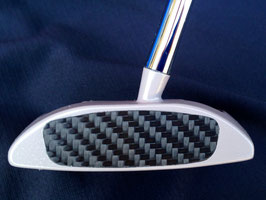 Ping Scottsdale Putter Insert Replacement Carbon Fiber
