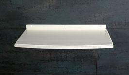 Wandparkelement, Wandbrett  -Rund-   / Verschiedene Maße!  (lackiert)  Farbwunsch bei der Kaufabwicklung mit angeben!