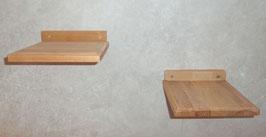 Wandparkelement, Plattform Wand / Verschiedenen Maße! Doppelpack!  (lackiert) Farbwunsch bei der Kaufabwicklung mit angeben!