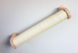 Schwebekratzsäule/ Schwebebalken ohne Plattformen, mit 50 cm Sisalstamm