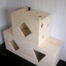 Spielhaus/ Spielhöhle, Spielhaus 1