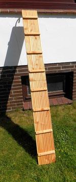 Katzentreppe Katzenleiter 21 cm BREIT!  aus stabilem Douglasie-Holz! Verschiedene Befestigungen! Frei wählen!