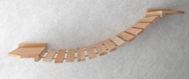 Wandparkelement Hängebrücke 25 cm Tiefe / Verschiedene Längen! (lackiert)  Farbwunsch in der Kaufabwicklung angeben!