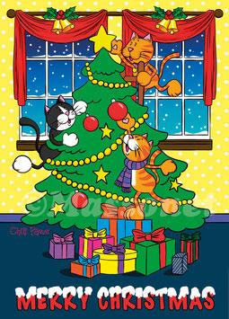 MERRY CHRISTMAS 2018-01 8+2 GRATIS