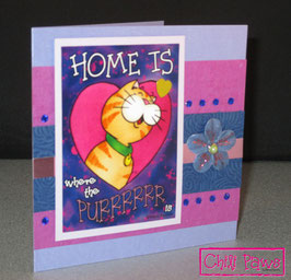 Home is... where the Purrrr is - 03