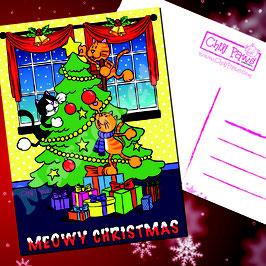 MEOWY CHRISTMAS 2016-01 8+2 GRATIS
