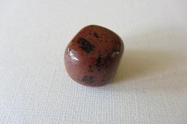 Mahagoniobsidian Trommelstein 19 x 19 mm