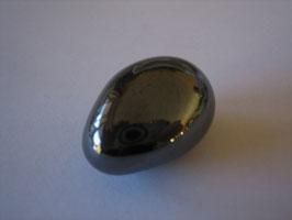 Hämatit Trommelstein 25 x 18 mm