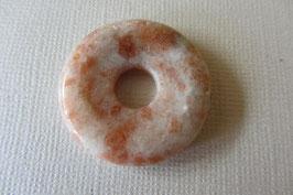 Sonnenstein Donut Anhänger 30 mm Durchmesser