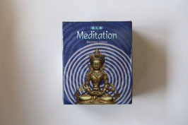 Räucherkegel Meditation 10 Stück/Packung  G.R.International