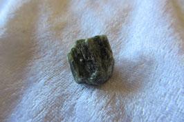 Diopsid Rohstein 16 x 15 mm