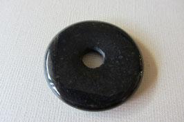 Onyx Donut Anhänger 40 mm Durchmesser