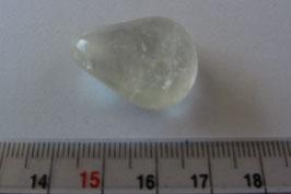 Bergkristall Trommelstein 25 x 19 mm