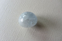 Coelestin Trommelstein 17 x 15 mm