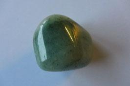 Aventurin grün Trommelstein 34 x 25 mm