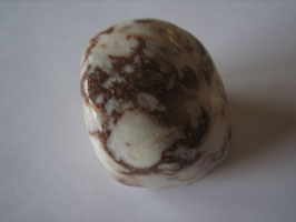 Kalahari-Calcit Trommelstein 38 x 35 mm