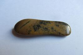 Dendritenjaspis Trommelstein 40 x 12 mm