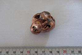 Kupfer Nugget 93 Gramm 40 x 35 mm